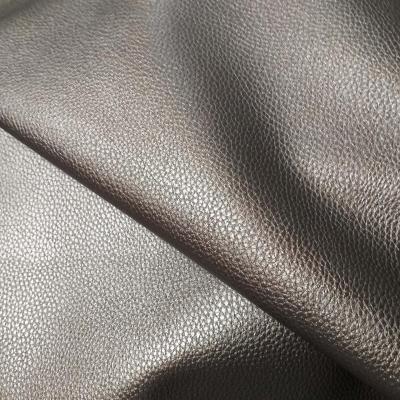Coupon Simili Cuir Bronze 50x72 cm