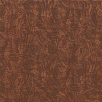 Tissus Patchwork Impressions Moire Refresh Faux Unis Marron Y1031-14