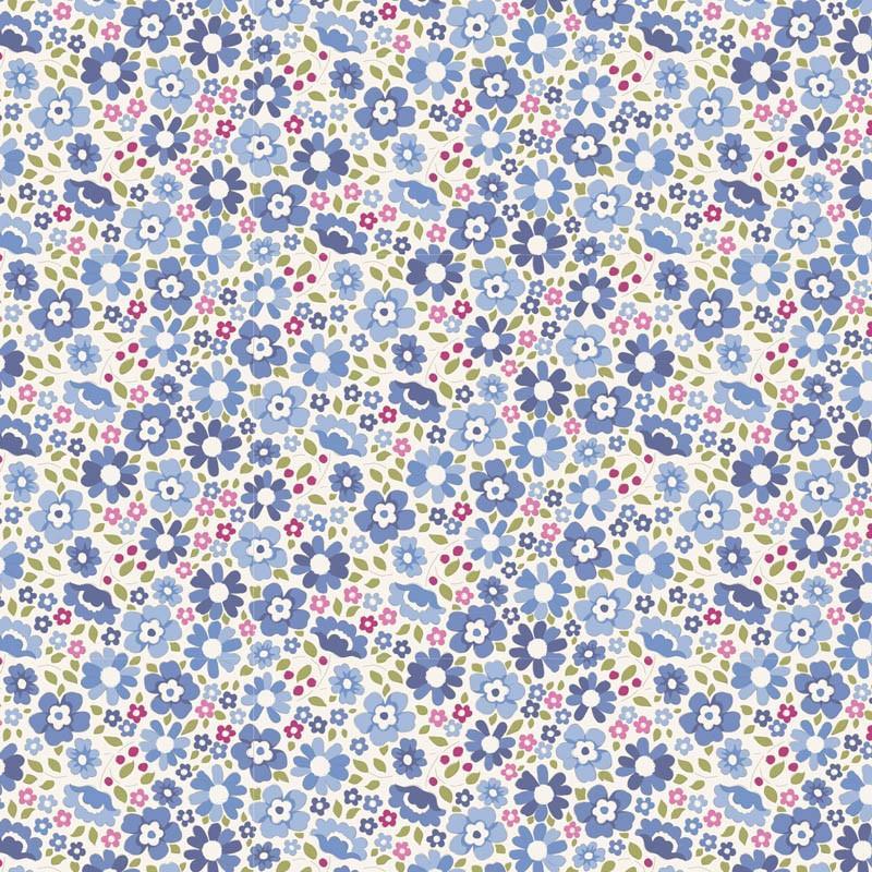 Tissus patchwork tilda woodland clara 100285