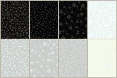 Tissus patchwork tons sur t