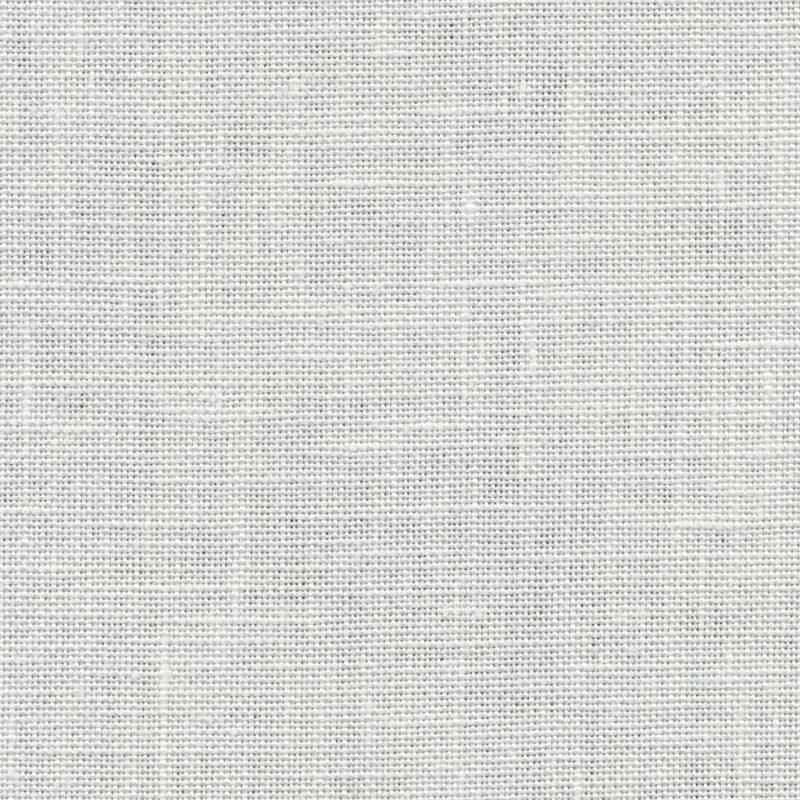 Toile a broder zweigart de lin bristol 3529 18 fils blanc antique 101
