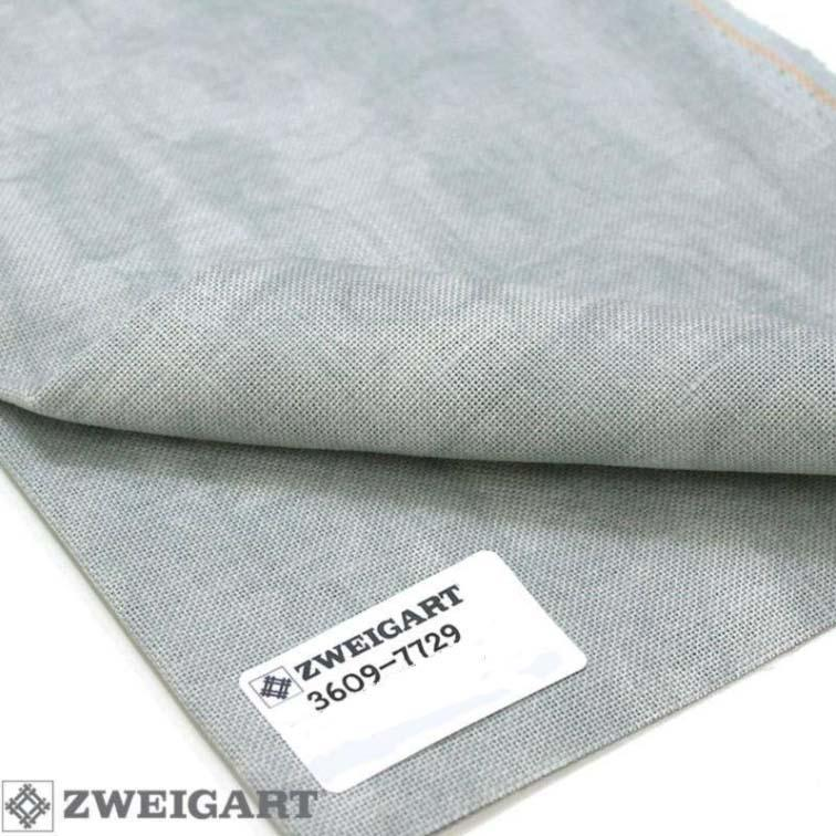 Toile belfast vintage gris 7729