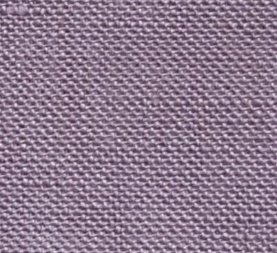 Toile de lin graziano 12 fils valtopina coloris glicine 1