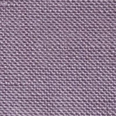 Coupon Toile de Lin 12 Fils Graziano VALTOPINA coloris Glicine  50x54 cm