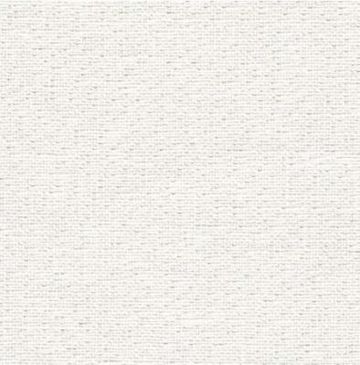 Toile à Broder Zweigart  de Lin Edinburgh 3217 14 Fils 1111 Blanche Irisée