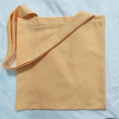 Tote-Bag à broder - En Etamine 8,5 fils Vanille