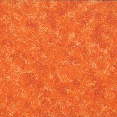 Tissus Patchwork Makower faux Unis Spraytime  N56 ORANGE