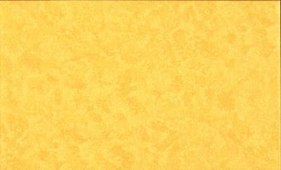 Tissus Patchwork Makower faux Unis Spraytime  Y34 JAUNE SAFRAN