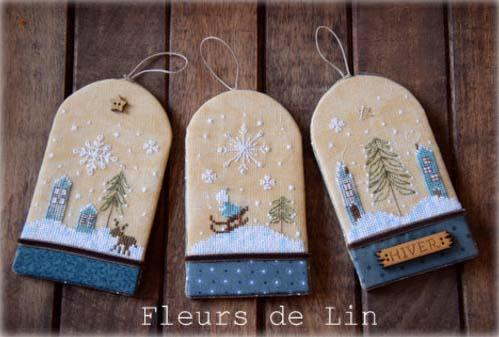 Trio d etiquettes d hiver 265 fleurs de lin3