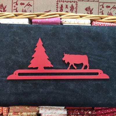 Cintre Vache Rouge 20cm