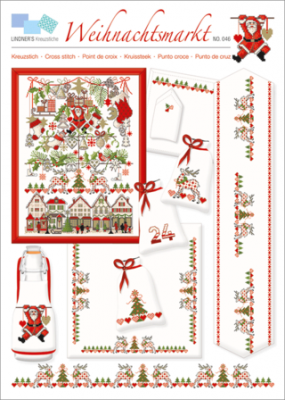 Weihnachtsmarkt 046 Lindner's Kreuzstiche