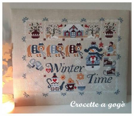 Winter time 6