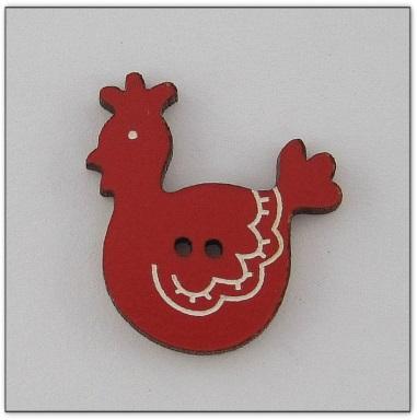 Poule rouge Z13058  Au P'tit Bonheur